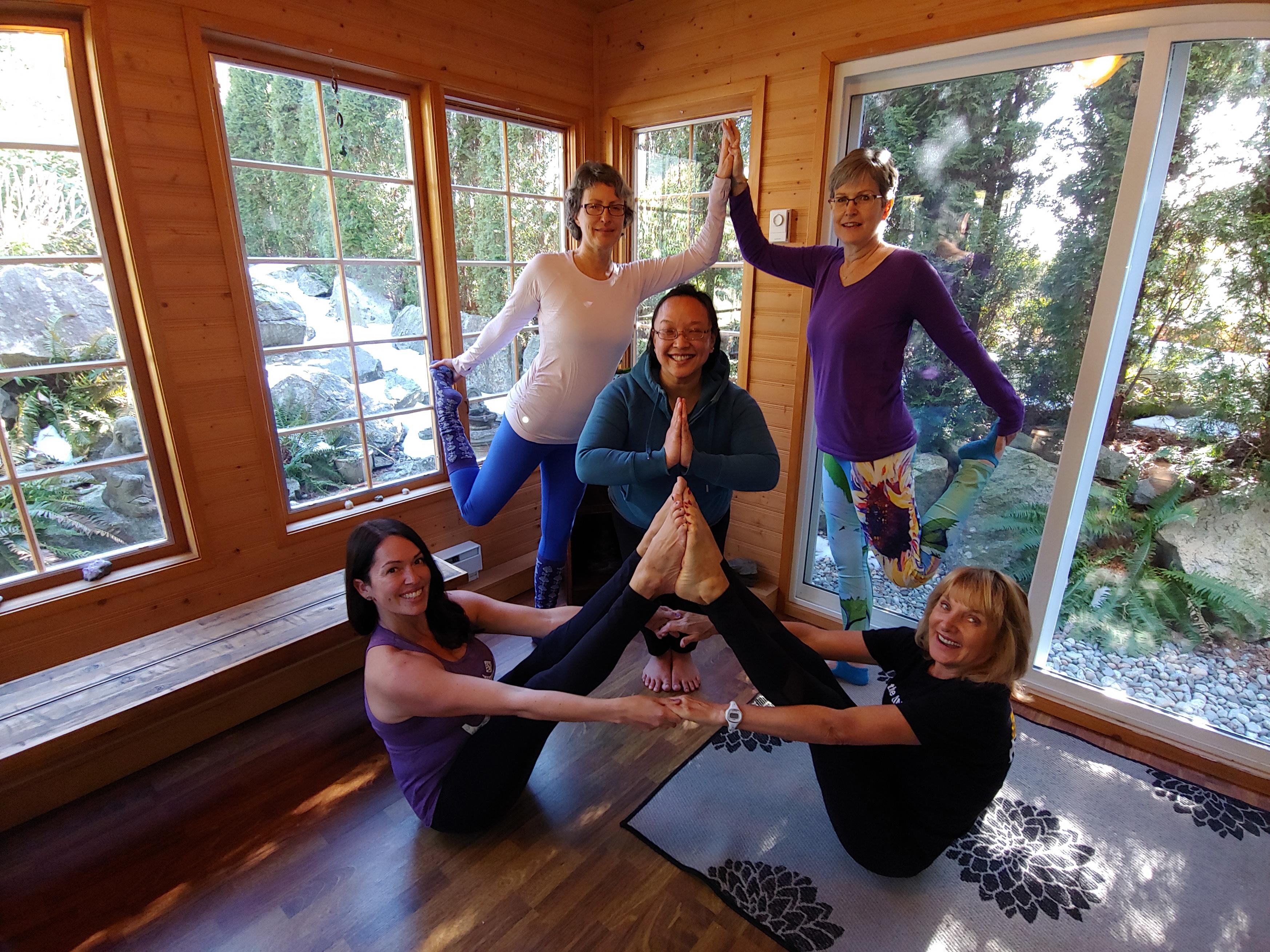Pilates Yoga Fusion 5:45 pm