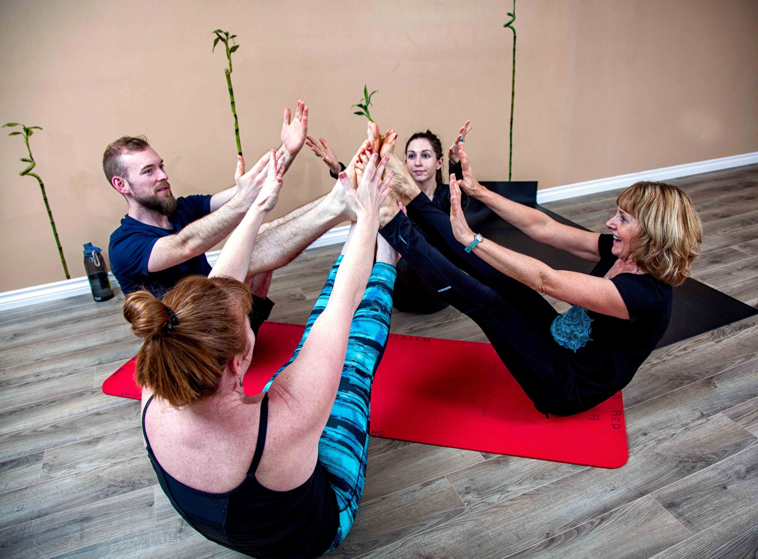 TGIF Yoga